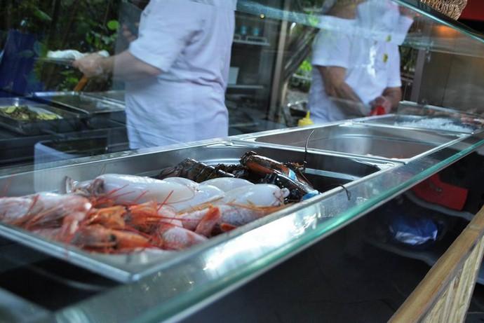 Barbecue alle Cinque Terre, ristorante Clelia Deiva Marina