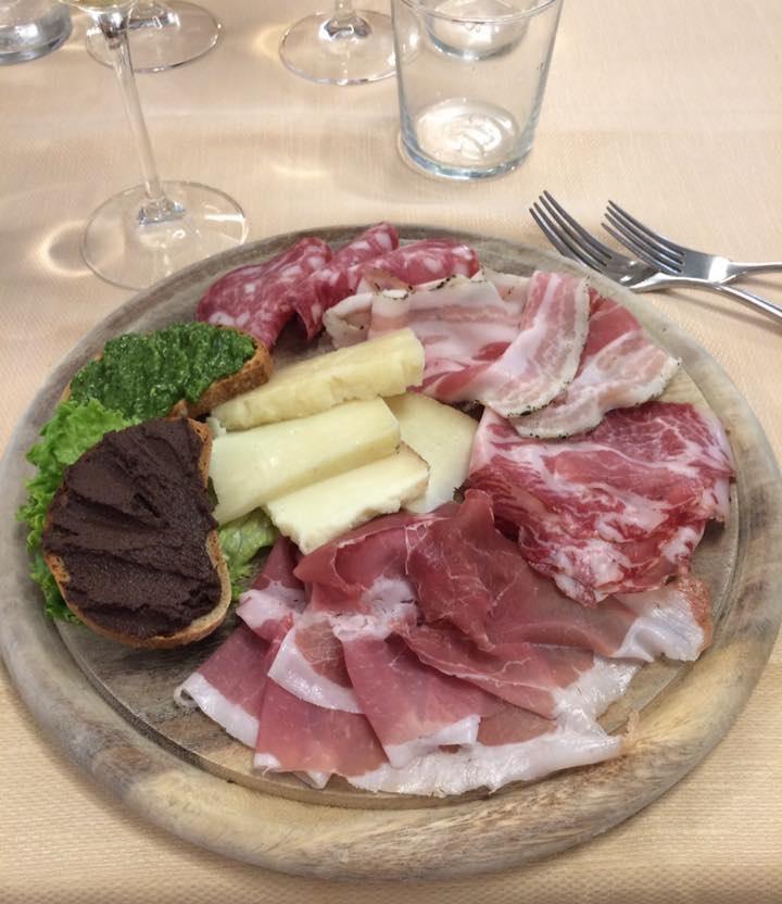 I piatti della tradizione delle Cinque Terre